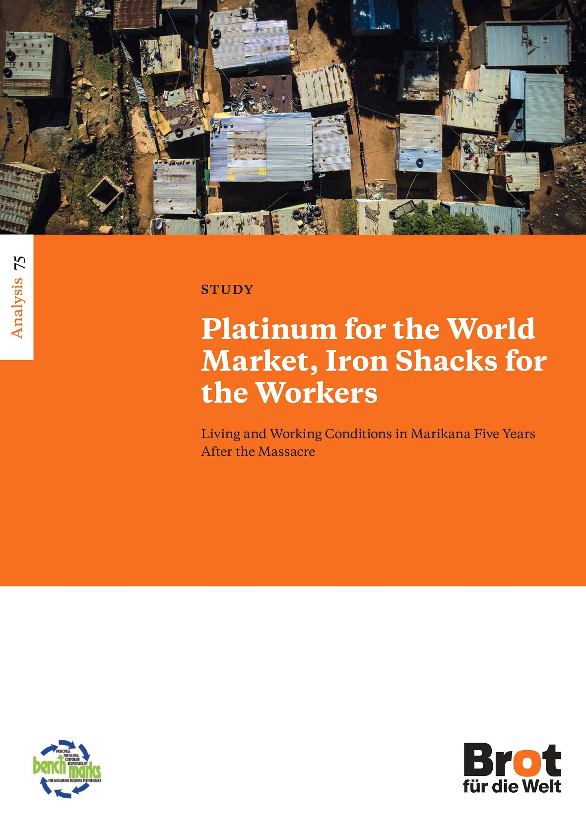 Cover Platinum for the world market