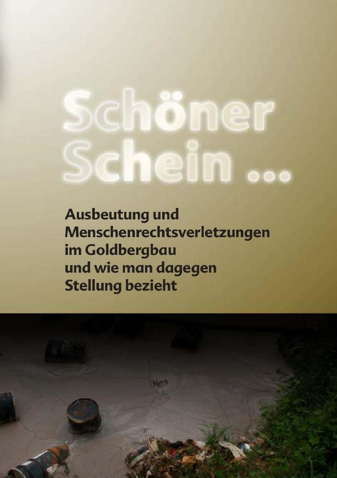 Cover Schöner Schein