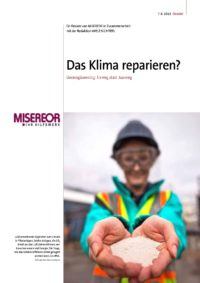 Cover Das Klima reparieren