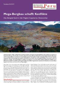 Mega-bergbau schafft Konflikte